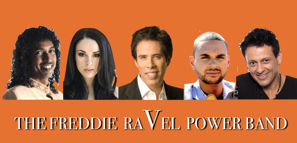 Freddie Ravel   Friday, October 26   Make a Reservation