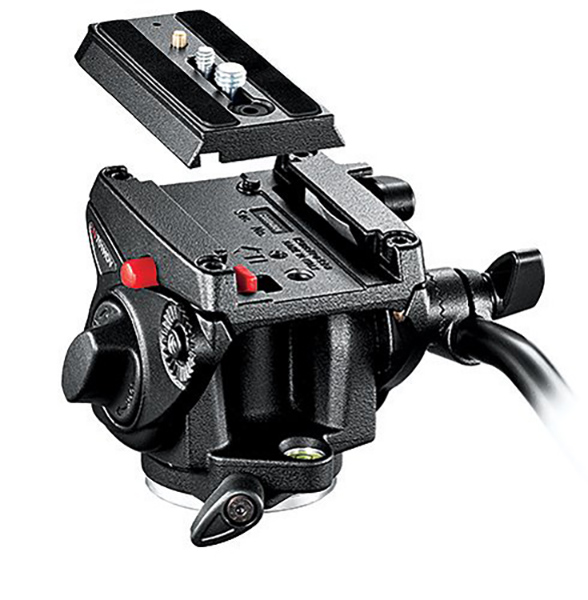 Manfrotto Fluid Video Head 701 (2 available)   Day:15$   Week:45  $