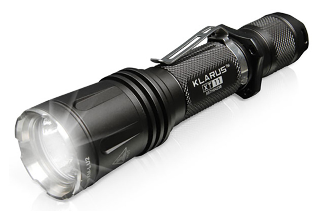 Klarus XT11 600 Lumens (10 available)  Day:5$   Week:15  $