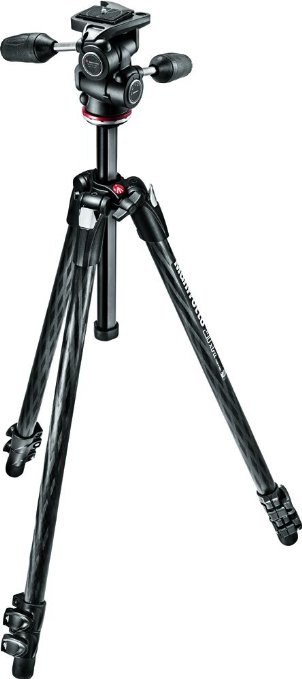 Manfrotto 441 Carbon + Head D ay:15$   Week:45  $