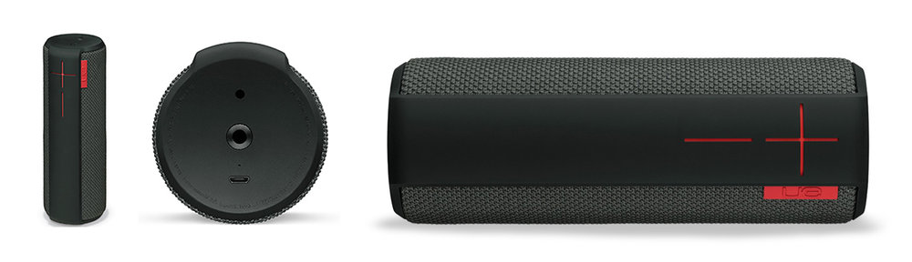 Speaker  Ultimate Ears BOOM BlueTooth by Logitech - Great Sound - Lasts up to 15 Hours on a Charge  Day10$   Week30  $