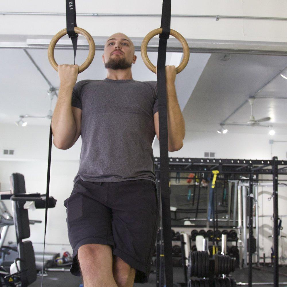 Personal Trainer Toronto Shane