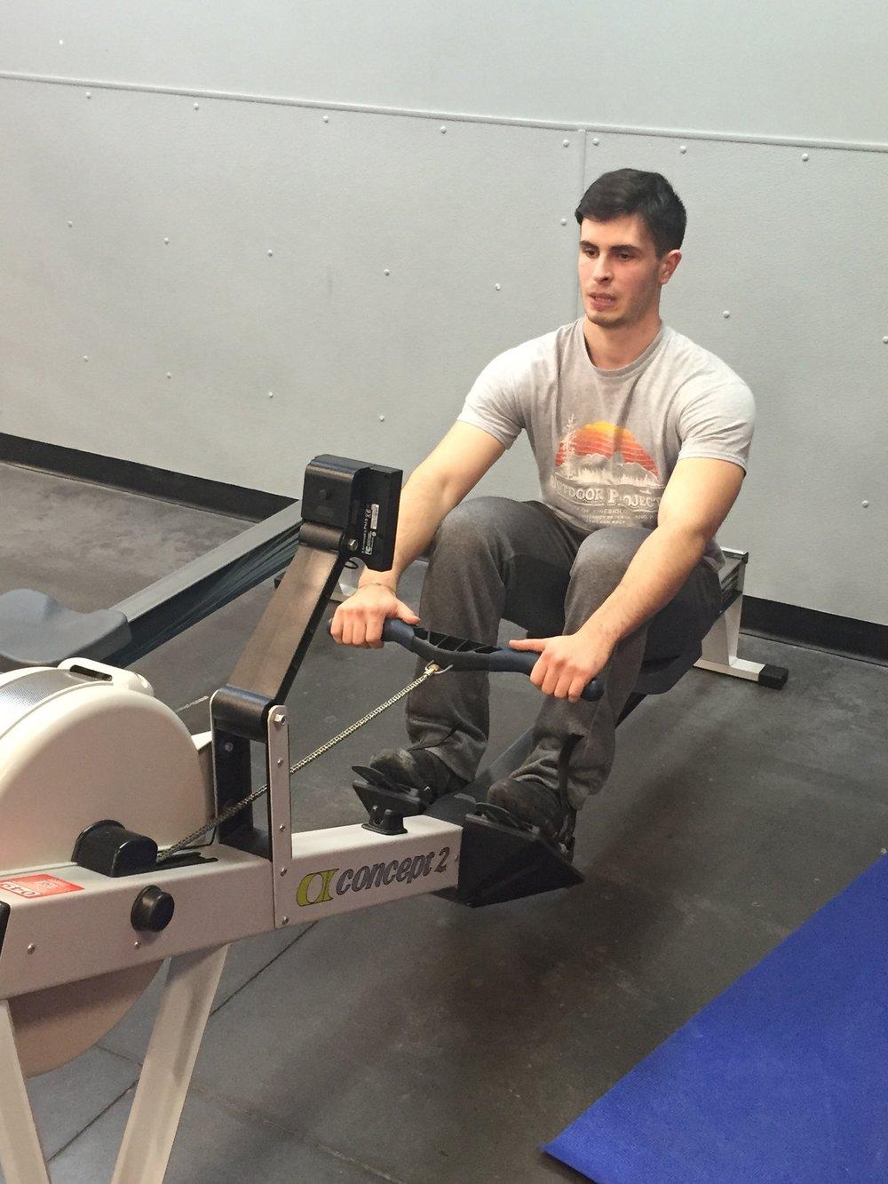 Personal Trainer Toronto David Paniccia
