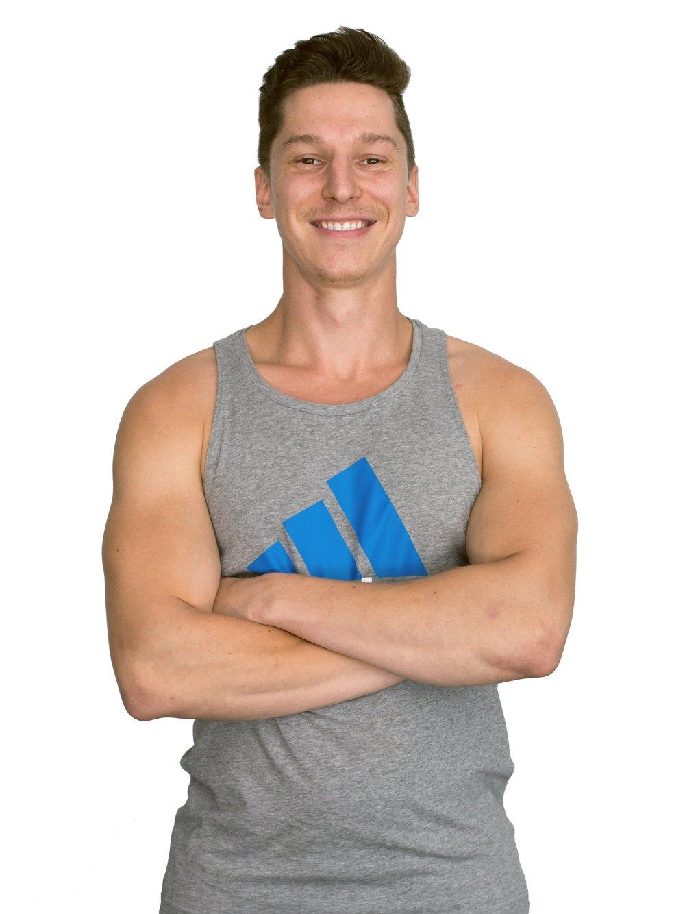 Personal Trainer Toronto Boris Blagoev