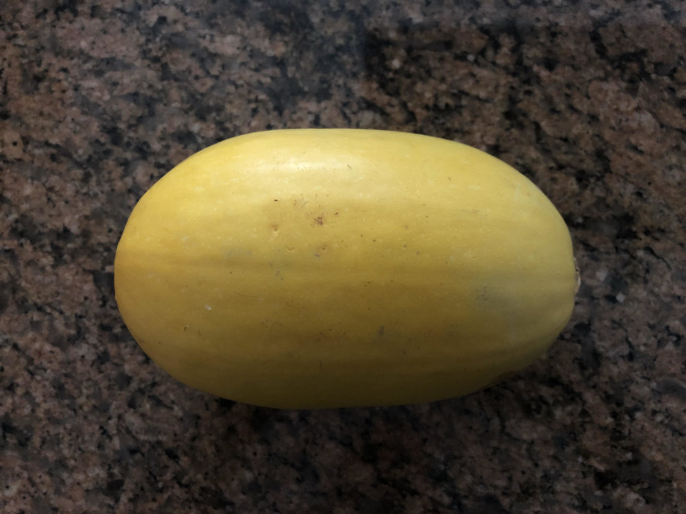 Spaghetti Squash Whole