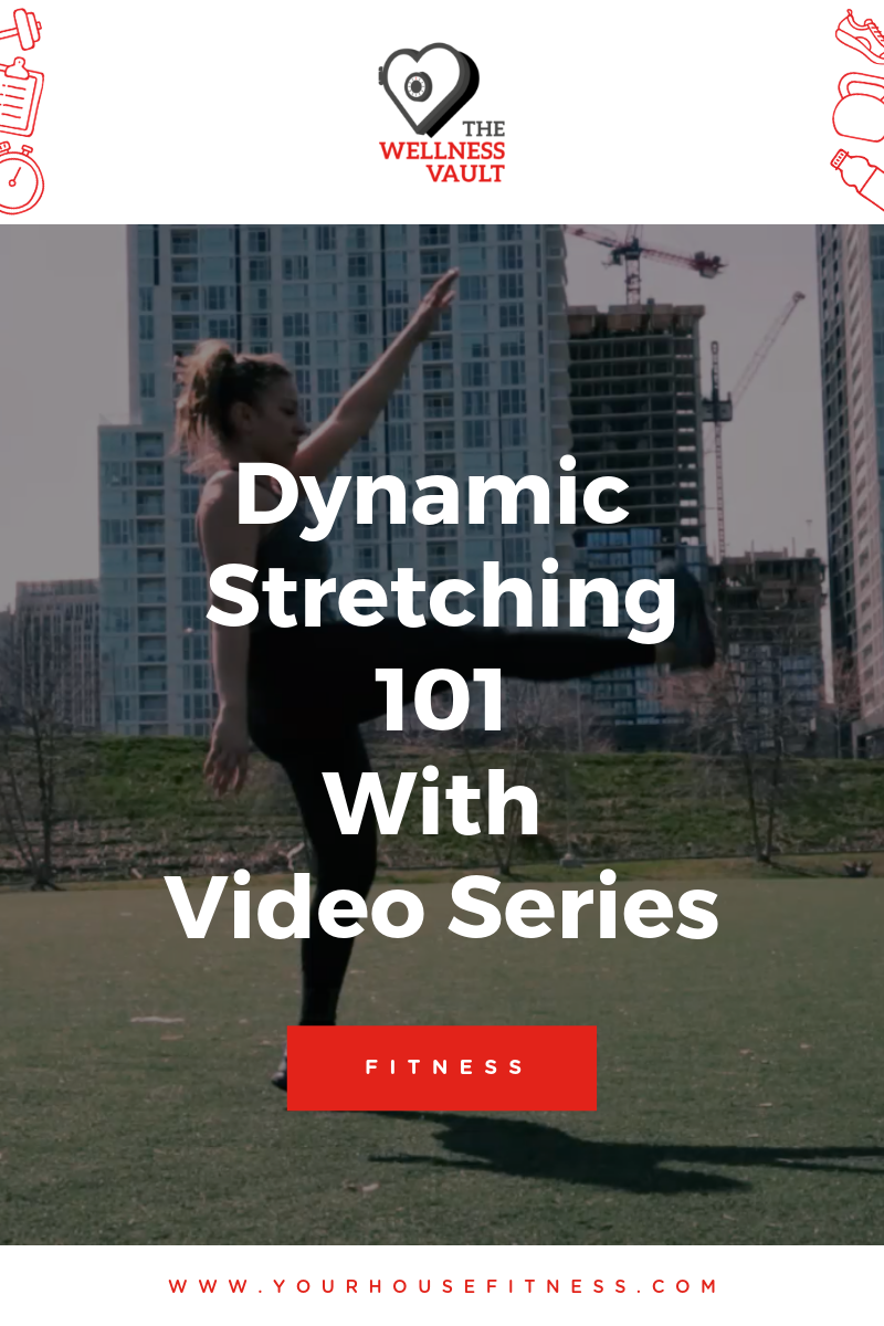 Dynamic Stretching 101 Picture