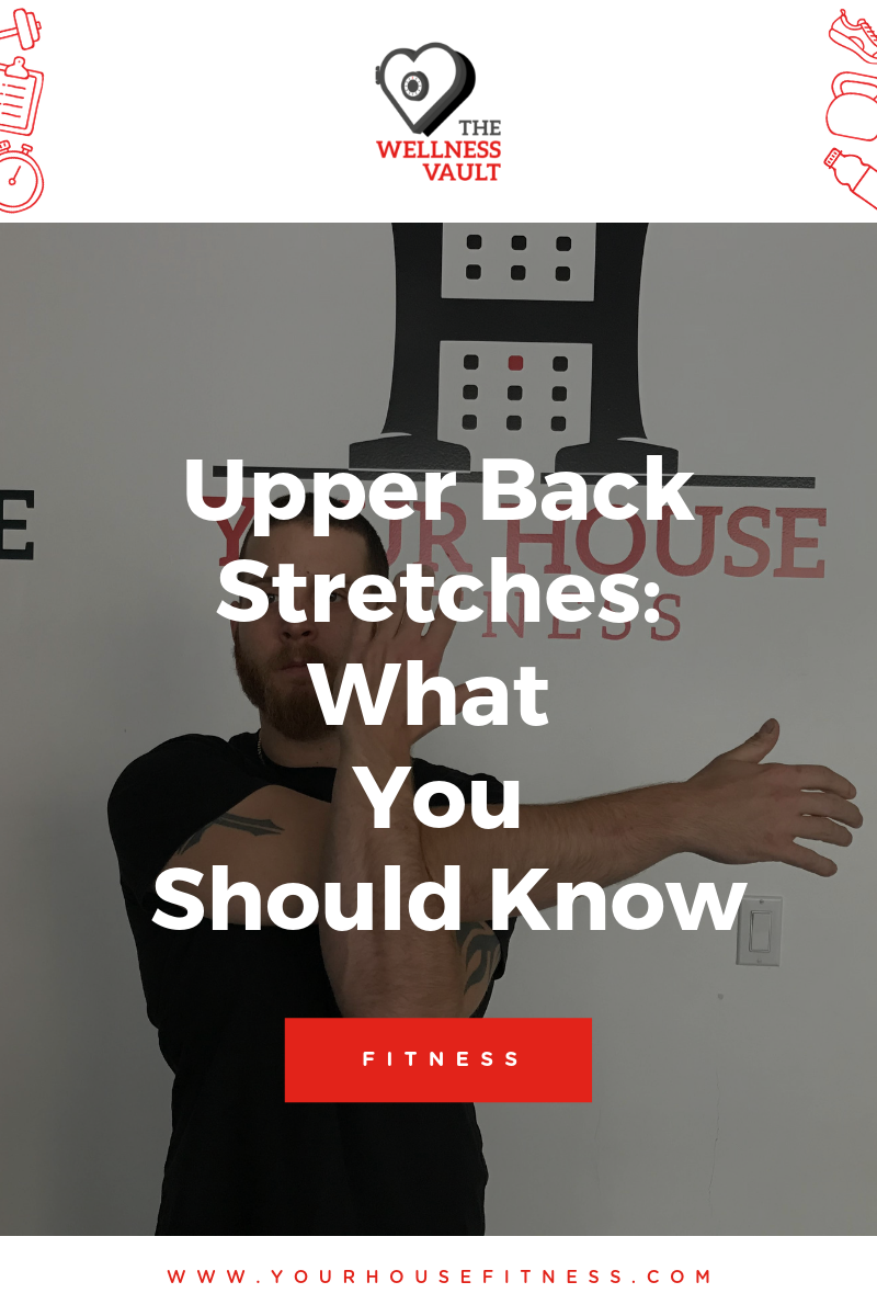 Upper Back Stretches Picture