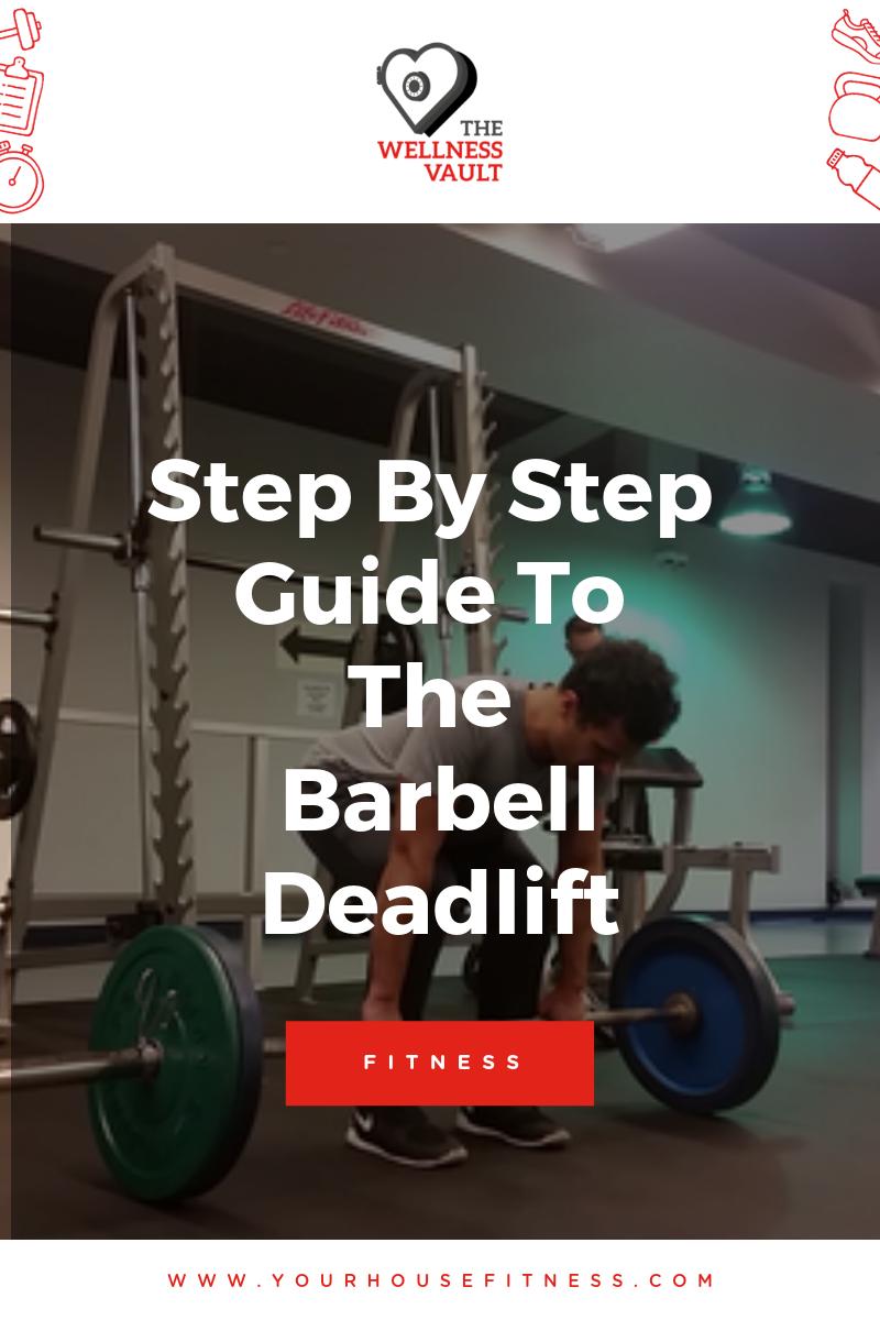 Barbell Deadlift Guide