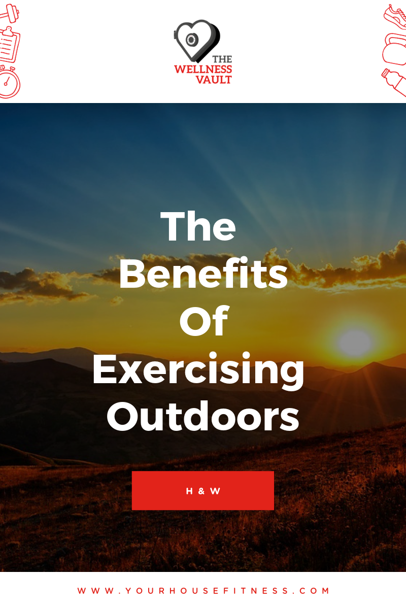 Exercising Outdoors