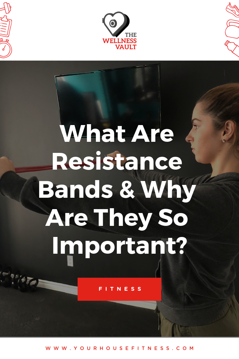 What Are Resistance Bands & Why Are They So Important? Blog Post