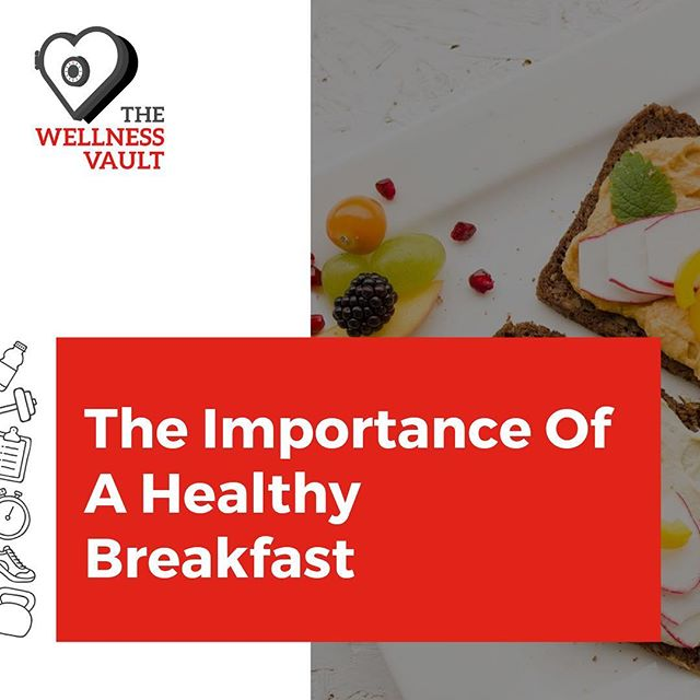 There are people think purposely missing out on breakfast is an ideal way to lose weight, but it isn't. According to research on this matter, there is a direct link between eating breakfast and losing weight and compared to those who miss breakfast. Read more about the importance of a healthy breakfast. #fitness #breakfast #friday #nutrition #positivevibes  #tgif