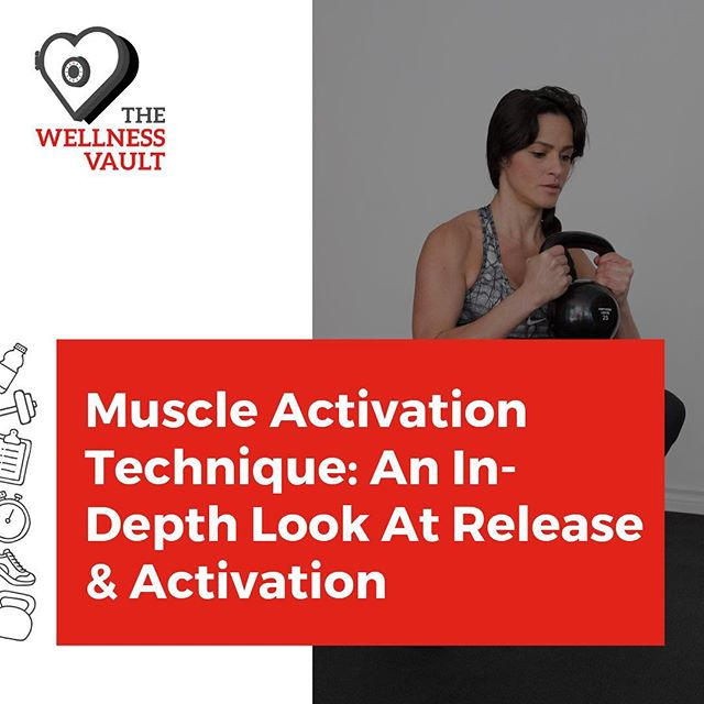 Link in bio! - Check out our article in video series about this! #thursday #fitnessmotivation #muscle #release #activation #squats #lunges