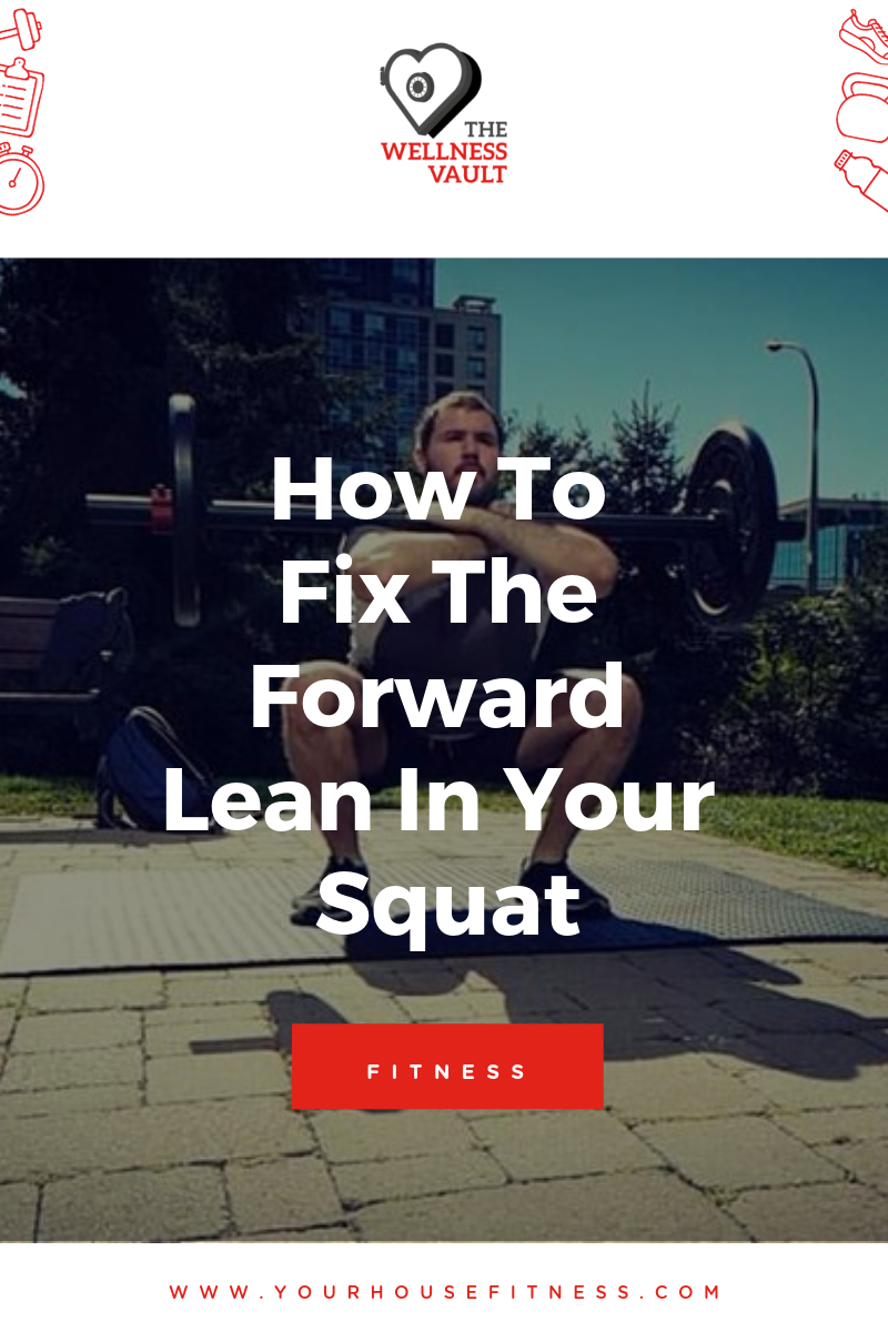 Forward Lean in Your Squat Pictures