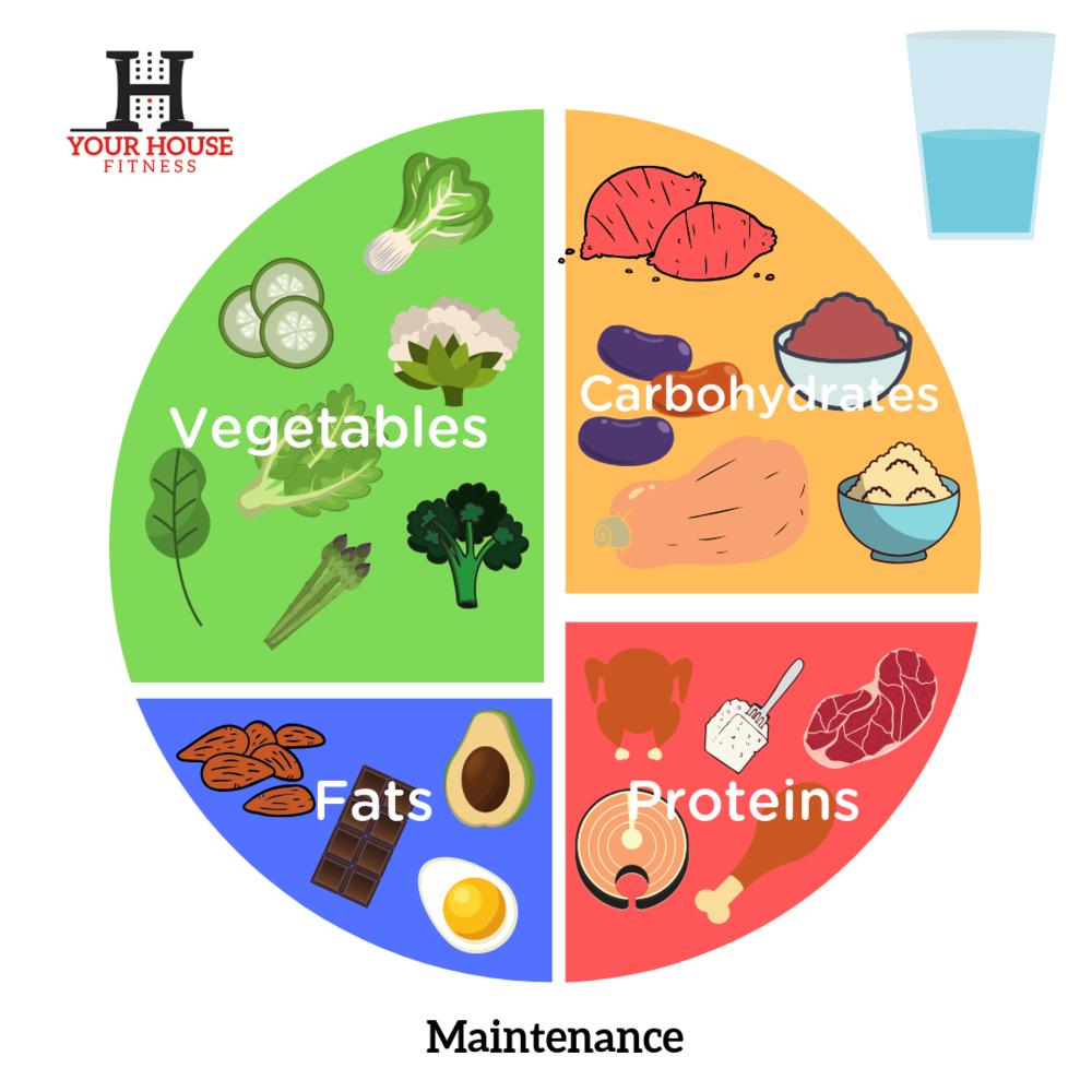Maintenance Plan Nutrition