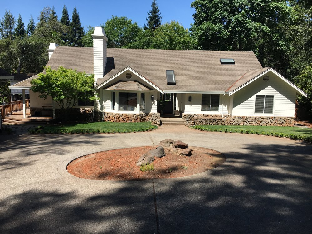 Architectural Styling In Santa Rosa California