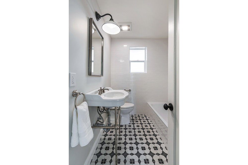 Bay Area Bathroom Remodel