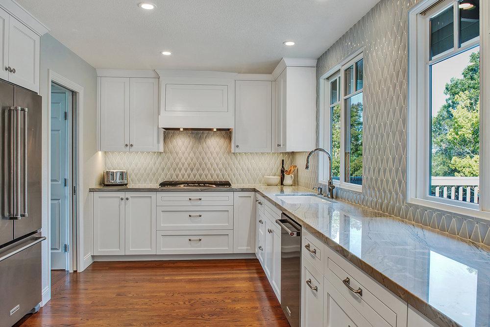 Santa Rosa Kitchen Remodel