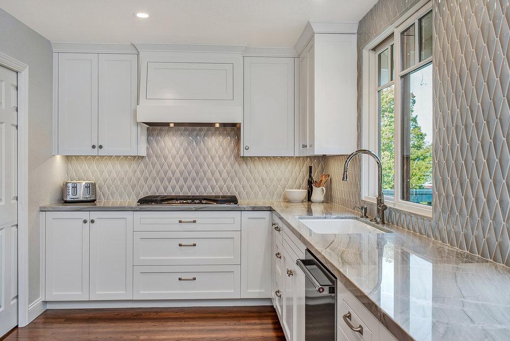 Santa Rosa Kitchen Renovation