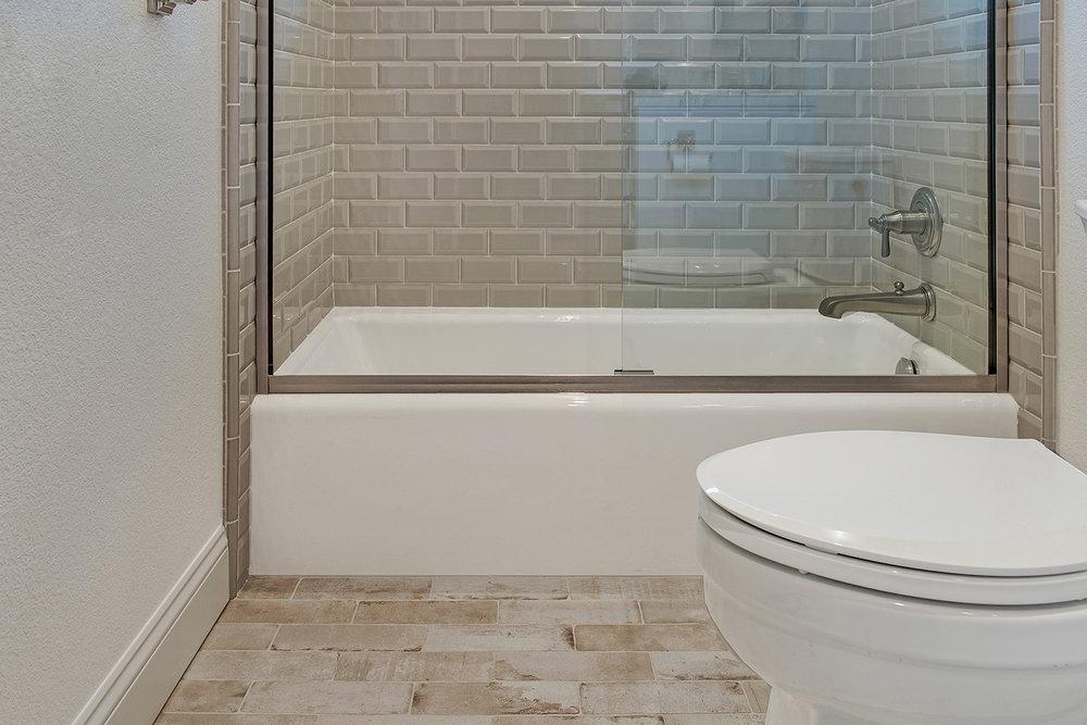 Santa Rosa Bathroom Renovation