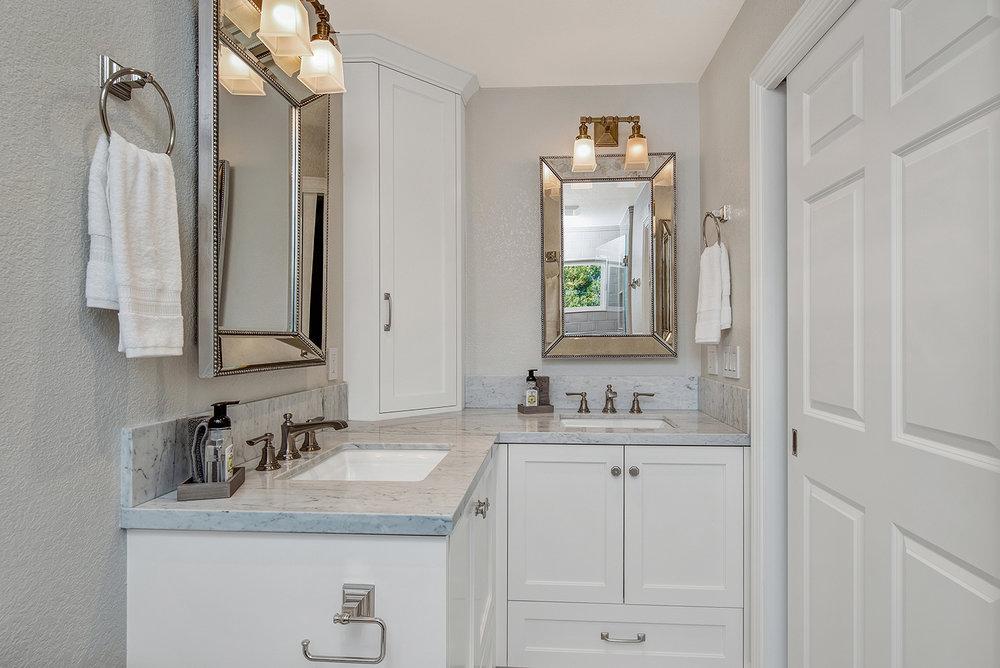 Sonoma County Bathroom Remodel