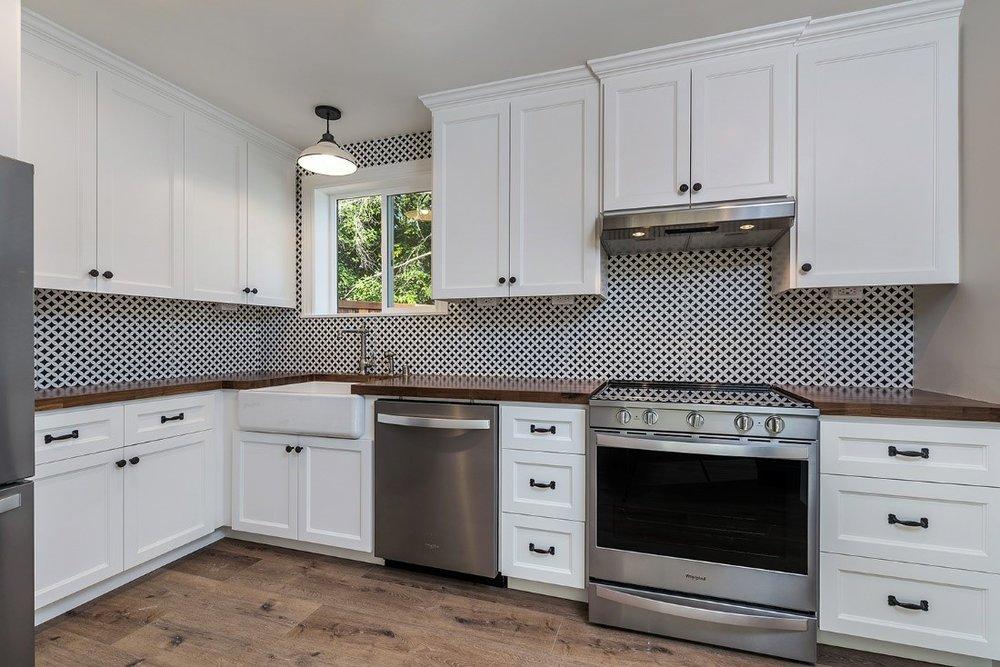 Kitchen Remodel In Sonoma County