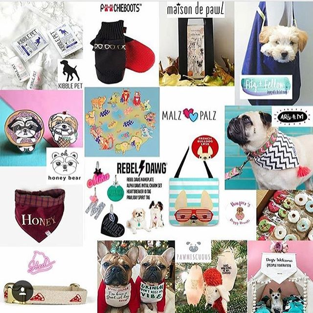 Babes- our friend @pawmiscuous organized a contest where you can support two rescues -@truenorthrescuemission and LA County Animal Care Foundation AND win cute sh!t made by awesome women in NYC 💪🏽 HOW TO ENTER: 1. Donate To the Go Fund Me Page. For every $10 donated, you'll get 1 entry!  https://www.gofundme.com/LANYCANIMALS 2. Forward your Go Fund Me email receipt to info@pawmiscuous.com  PRIZES: @shedbrooklyn - Collar of Choice @fitzandfellow - Sling bag @Rebeldawg - Rebel Dawg Nameplate, Alpha Dawg Initial CharmSet, Heartbreaker ID Tag, Pawliday Spirit Tag @Kibblepets - 2 Travel kits of Doggie Shampoo @Poochieboots - 1 set of boots with straps @shop_ariandm - Chevron Bandana @honeytamtams - Custom Bandana and 2 enamel pins @shopfbl - Tote Bag  @Maisondepawz - Doggie Treats @harpersdoggydonuts- Doggie Donut Treats @malzpalznyc - Zodiac Pin Pack (12 Enamel Shihtzu Pins) @pawmiscuous - 2 Key Tags, Holiday Doggie Shirt and Wall Banner  Giveaway ends Thursday, December 14th at 11:59 pm EST.  Winners will be randomly selected and announced December 15th on the Pawmiscuous Instagram page.  We will be drawing 12 winners and in order of drawing, each winner will have a choice of which prize package they would like.  Giveaway open within the US Only.