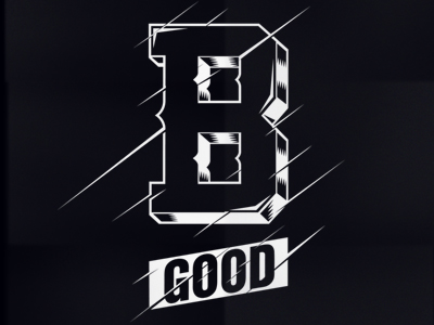 Be good. To yourself. To others. To love, and to life. (From Visualgraphic)