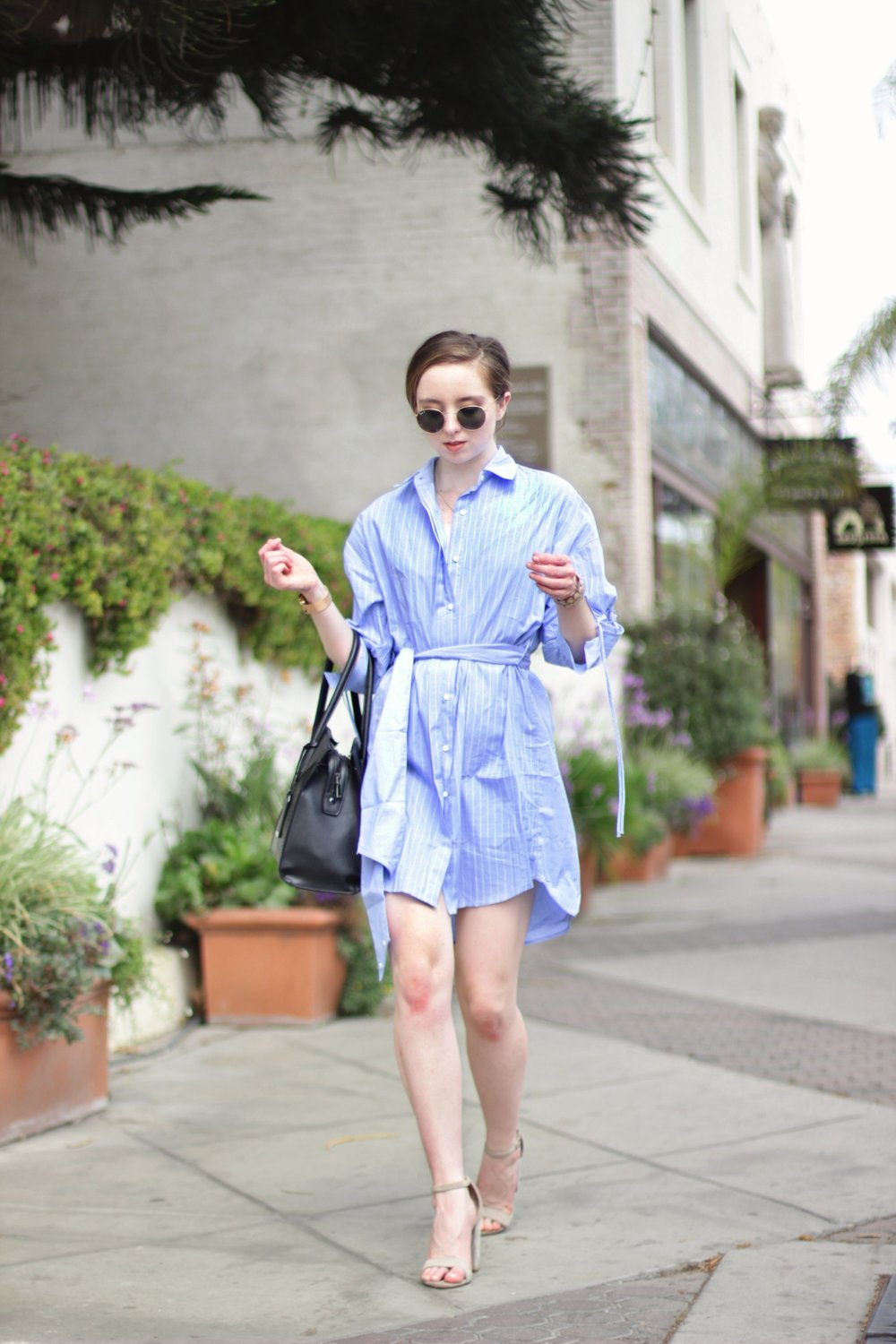 GET CHIC FOR CLASS IN A BUTTON DOWN DRESS - SHOP HUGE END OF SUMMER SALES ONLINE AT ZAFUL.COM