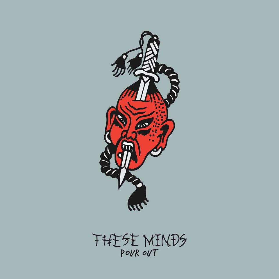 "These Minds' new EP  Pour Out  is officially out now! This EP is CGR's first international release and is available now on limited edition red transparent and frosted clear 7"" variants in our  shop . The band hits the road this fall on a co-headline tour across the UK with Catch Fire in support of the record, so if you're across the pond make sure you catch their set and pick up a copy of  Pour Out ! You can also stream and download  Pour Out  from all digital retailers including the following below:   iTunes  