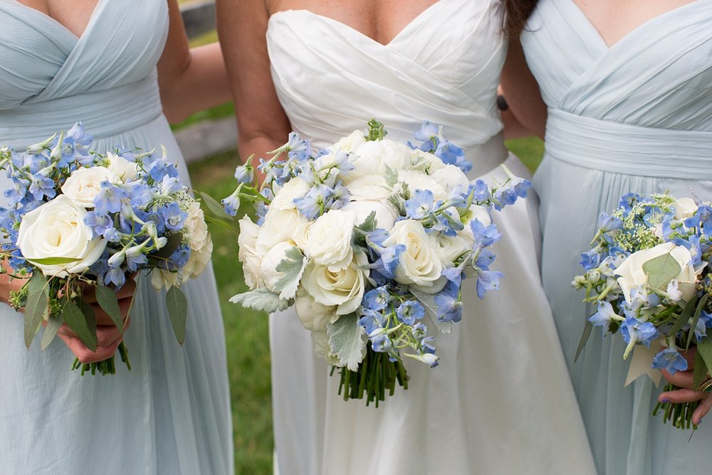JUNE WEDDING OVERLOOKING THE CHESAPEAKE BAY