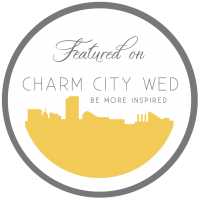 featured on charm city wed