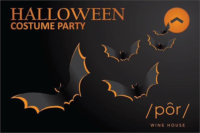 Are you ready for our party at @porwinebar? We dare you to join us for our 2nd Annual Hallo-Wine Party Oct. 29th! You will be in for a ghoulishly tasty surprise. Tickets are $20 and include 2 free drinks!  This year's party promises to be another great event filled with many tricks and treats! We will have a DJ, fog machine, strobe lights, zombies and everything in between. Dress to impress, as we will have our annual costume contest with prizes for best costumes and the winner getting a $100 gift card to /pôr/ wine house!  #Halloween #wine #vino #winebar #louisvilleco #colorado #winewednesday #winelovers #wineo #winetasting #winetime #drinks #mainstreet #funtimes #appetizers #tapas #share #love #relax #cocktails #bar #sangria #cheese #cheeseboards #happyhour #weddings #events #celebrations #music #livemusic