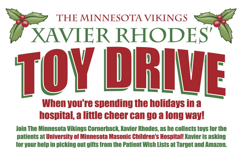 Xavier Rhodes Toy Drive Flyer.jpg