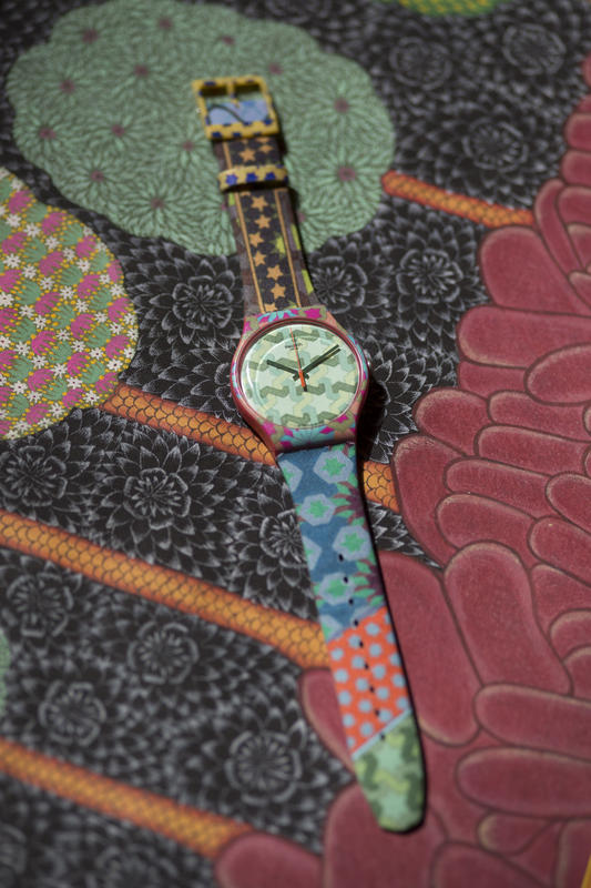 Image Courtesy of Alexander Gorlizki and SWATCH LTD.