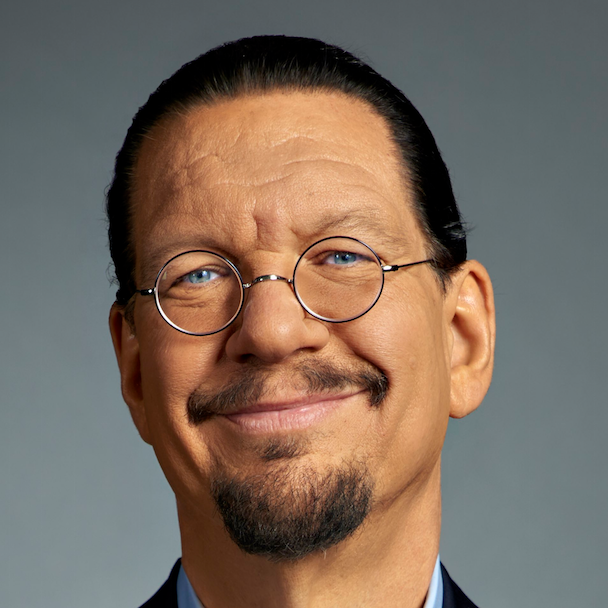 Episode 40: Penn Jillette