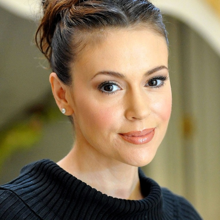 Episode 72: Alyssa Milano