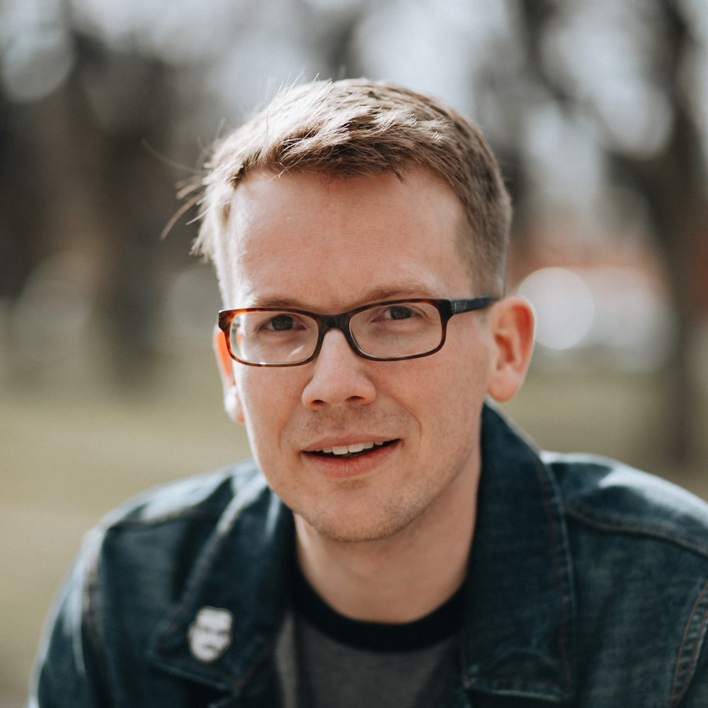 Episode 95: Hank Green