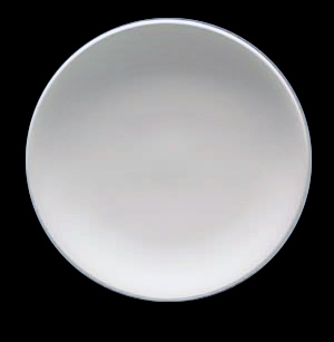 Round Coupe Platter