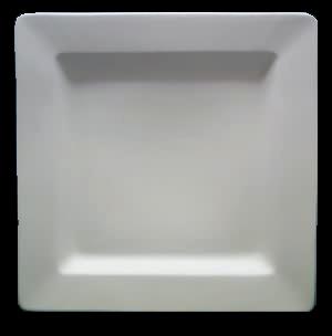Square Rim Platter