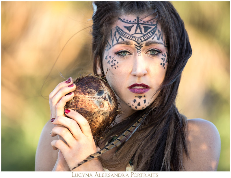 Tribal Styled Photoshoot | Tampa Bay Portrait Photographer