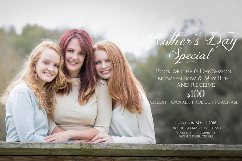 Tampa Bay Mother's Day Special | Lucyna Aleksandra Portraits