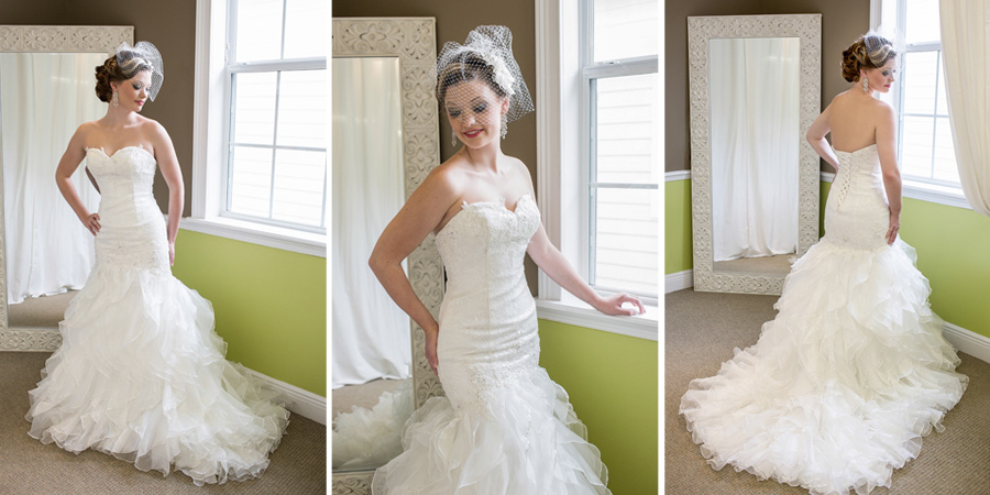 Gorgeous bridal gown collection