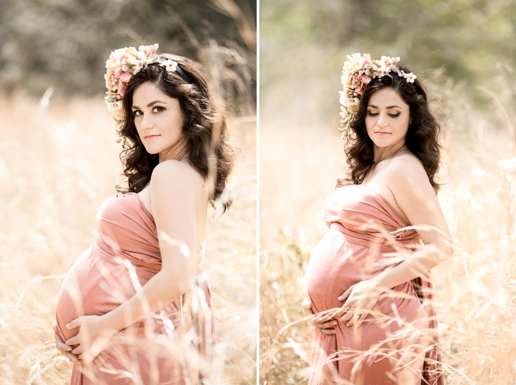 Beautiful photos of a mom to be