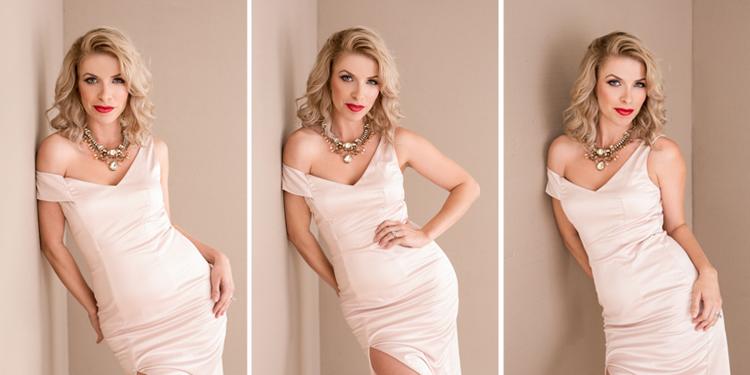 Glamour beauty portraits