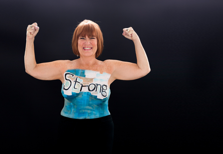 Empowering strength with Becky - the affirmations project