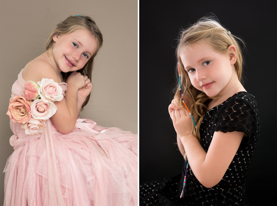Elegant child portraits