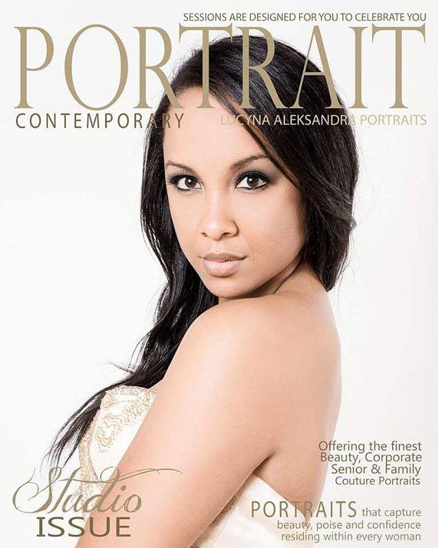 It's here, my very first issue of the Portrait Magazine and I couldn't be more excited!! #portrait #portraitmagazine #womensportraiture #magazine #womensworld #lucynaaleksandraportraits #portraitphotographer #tampaphotographer #brandonphotographer