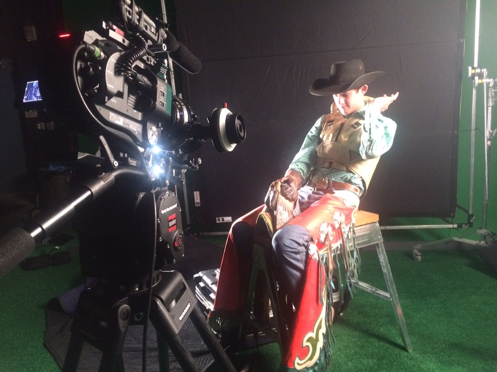 <strong>Rodeo expert shows the value of good grip in a Super Stroke TV spot</strong>