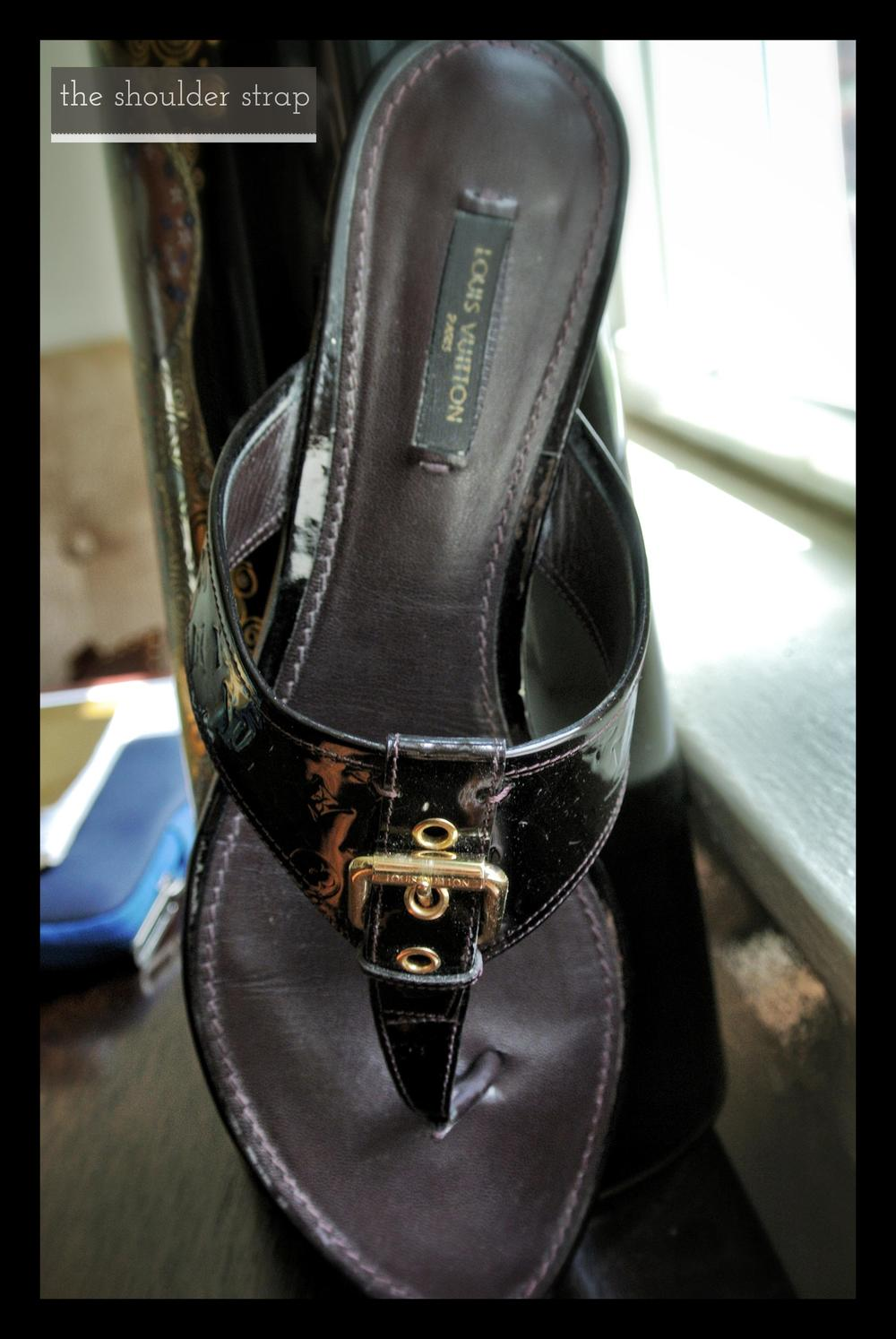 Louis Vuitton Amaranthe Sandal