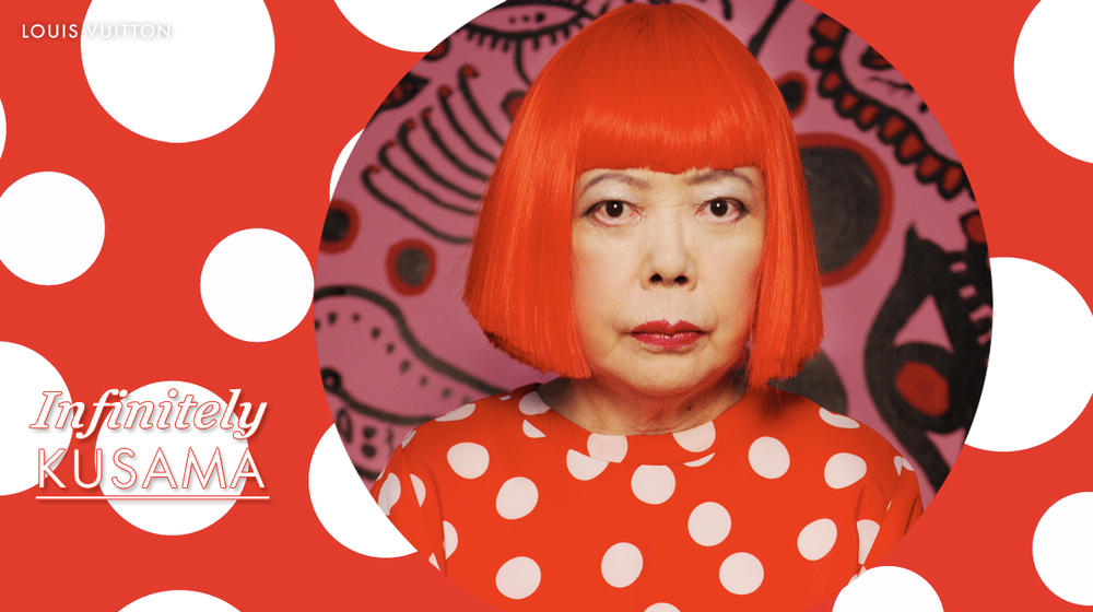 Infnitely Kusama by Louis Vuitton